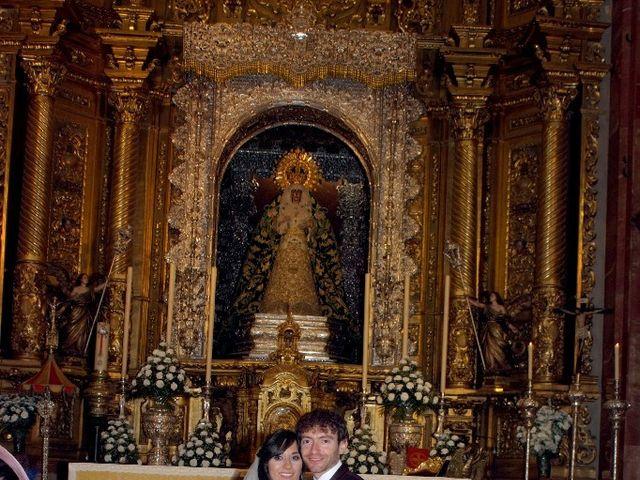La boda de Álvaro  y Estefania  en Sevilla, Sevilla 97