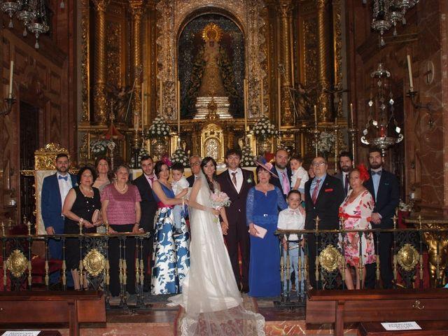 La boda de Álvaro  y Estefania  en Sevilla, Sevilla 99