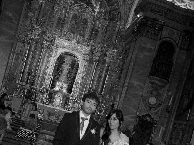 La boda de Álvaro  y Estefania  en Sevilla, Sevilla 100