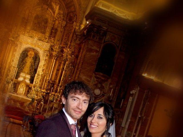 La boda de Álvaro  y Estefania  en Sevilla, Sevilla 101