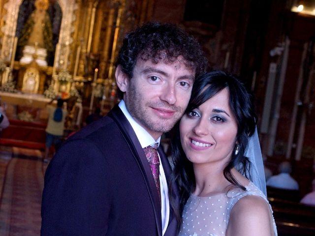 La boda de Álvaro  y Estefania  en Sevilla, Sevilla 102
