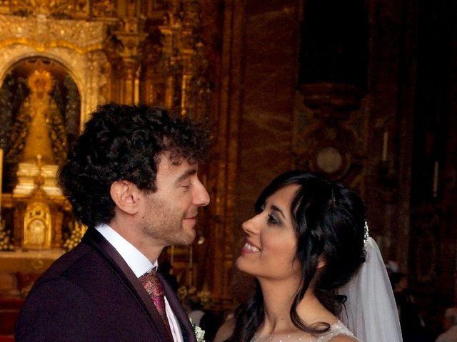 La boda de Álvaro  y Estefania  en Sevilla, Sevilla 103