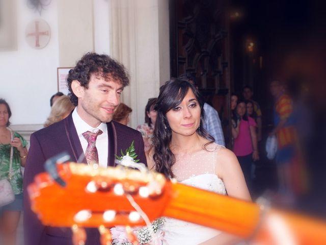 La boda de Álvaro  y Estefania  en Sevilla, Sevilla 105