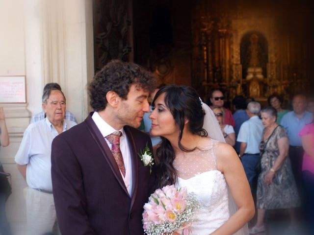 La boda de Álvaro  y Estefania  en Sevilla, Sevilla 107