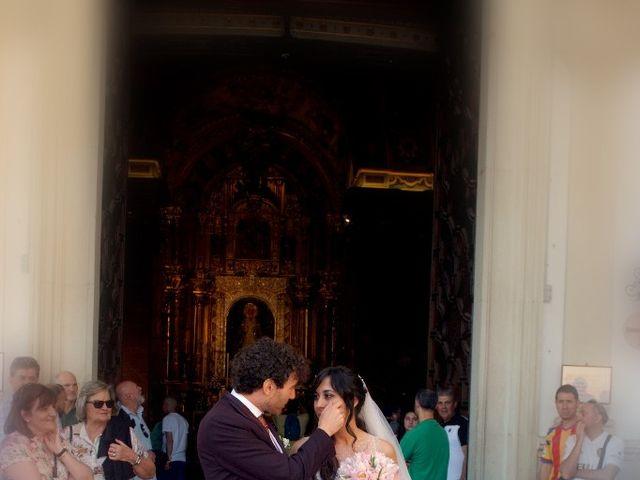 La boda de Álvaro  y Estefania  en Sevilla, Sevilla 108