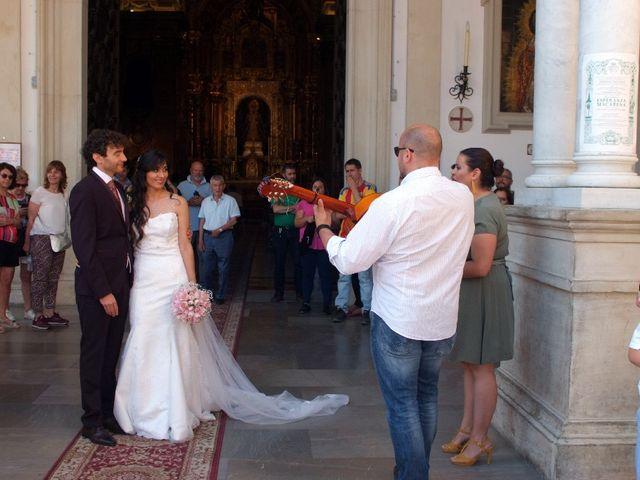 La boda de Álvaro  y Estefania  en Sevilla, Sevilla 109