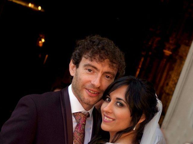 La boda de Álvaro  y Estefania  en Sevilla, Sevilla 111