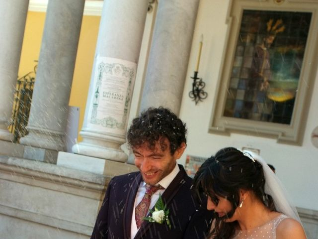 La boda de Álvaro  y Estefania  en Sevilla, Sevilla 112