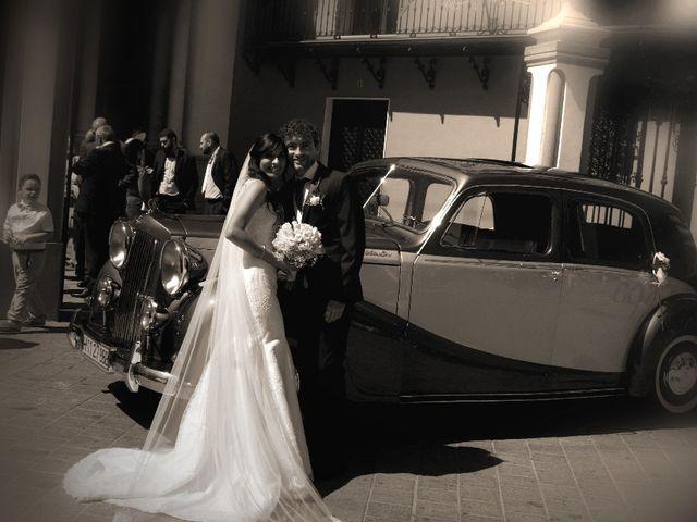 La boda de Álvaro  y Estefania  en Sevilla, Sevilla 113