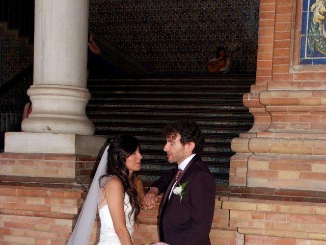 La boda de Álvaro  y Estefania  en Sevilla, Sevilla 121