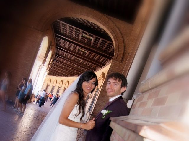 La boda de Álvaro  y Estefania  en Sevilla, Sevilla 122