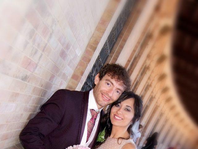 La boda de Álvaro  y Estefania  en Sevilla, Sevilla 124