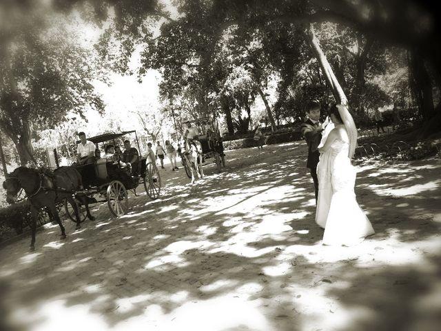 La boda de Álvaro  y Estefania  en Sevilla, Sevilla 144
