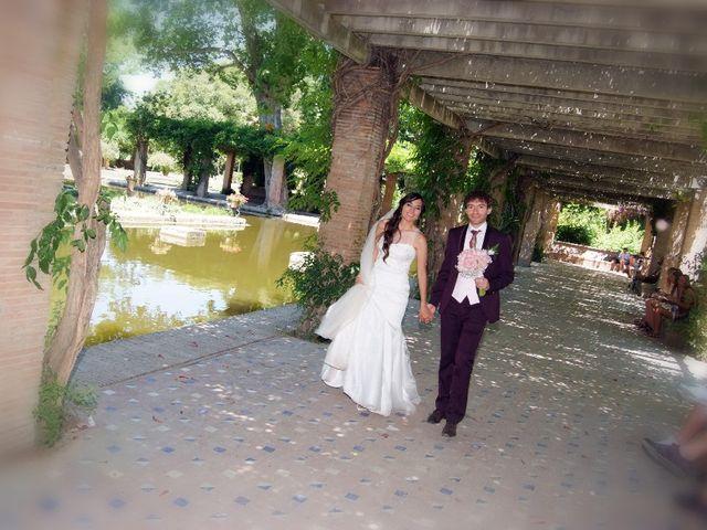 La boda de Álvaro  y Estefania  en Sevilla, Sevilla 147