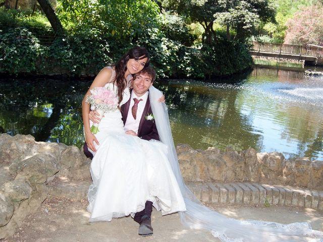 La boda de Álvaro  y Estefania  en Sevilla, Sevilla 149