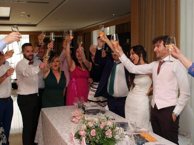La boda de Álvaro  y Estefania  en Sevilla, Sevilla 156