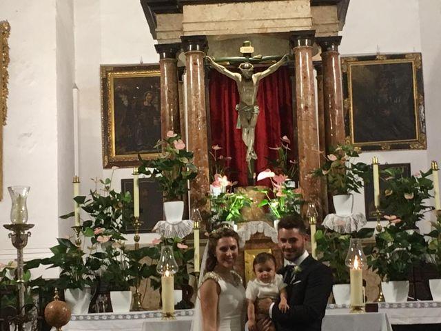 La boda de Jose Antonio  y Nerea  en Illora, Granada 5