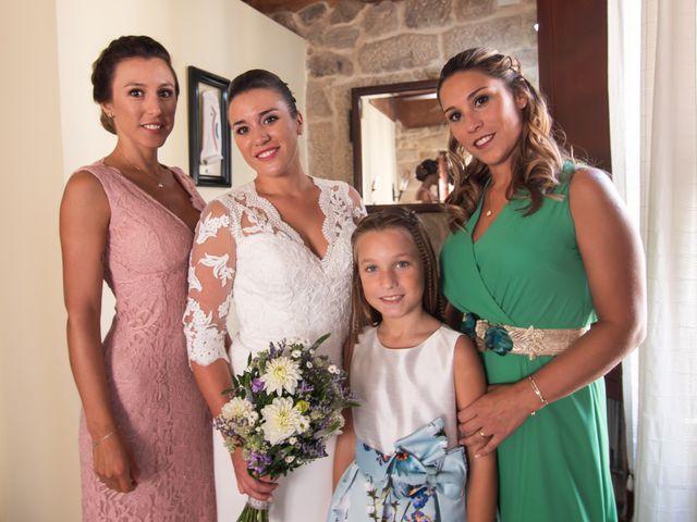 La boda de Miguel y Ivon en Allariz, Orense 3