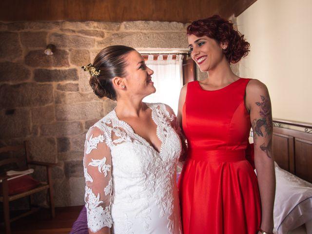 La boda de Miguel y Ivon en Allariz, Orense 5