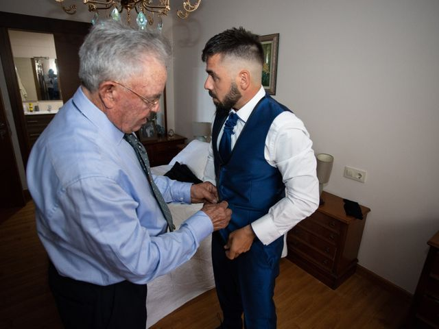 La boda de Miguel y Ivon en Allariz, Orense 21