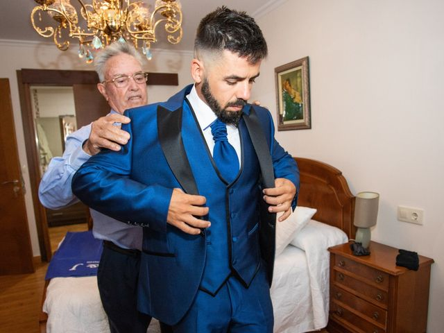 La boda de Miguel y Ivon en Allariz, Orense 24