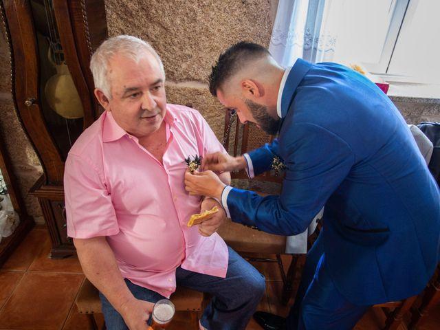 La boda de Miguel y Ivon en Allariz, Orense 28