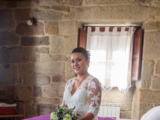 La boda de Miguel y Ivon en Allariz, Orense 32
