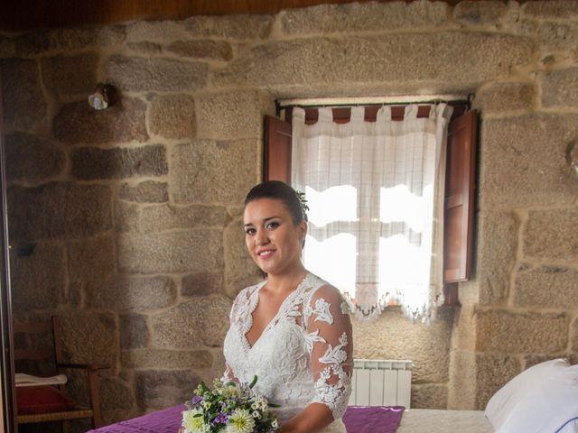 La boda de Miguel y Ivon en Allariz, Orense 33
