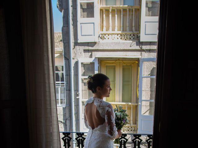 La boda de Miguel y Ivon en Allariz, Orense 35
