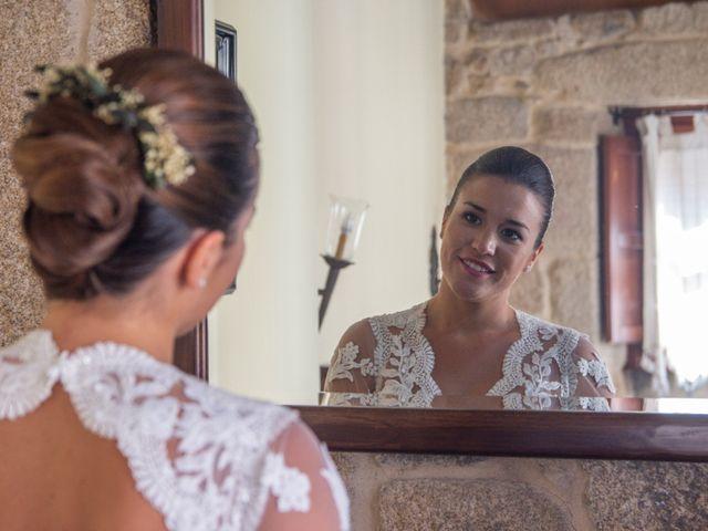La boda de Miguel y Ivon en Allariz, Orense 40