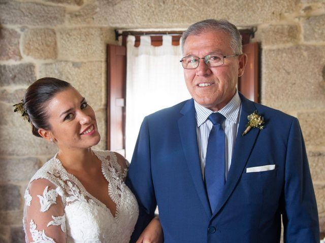La boda de Miguel y Ivon en Allariz, Orense 42