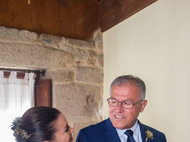 La boda de Miguel y Ivon en Allariz, Orense 43
