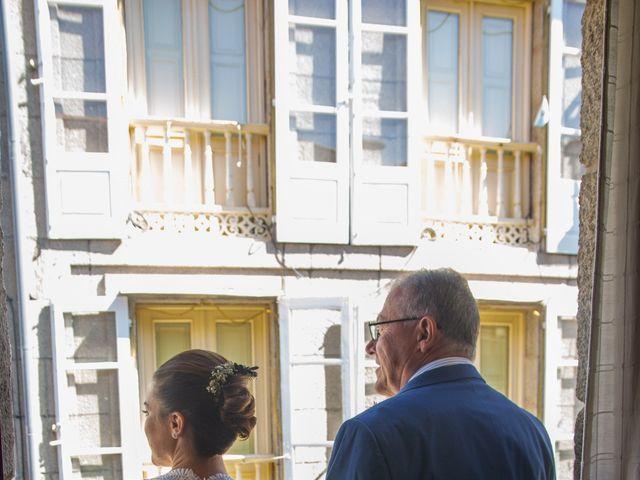 La boda de Miguel y Ivon en Allariz, Orense 44