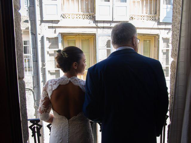 La boda de Miguel y Ivon en Allariz, Orense 45