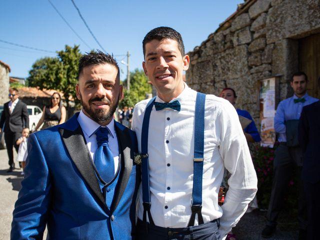 La boda de Miguel y Ivon en Allariz, Orense 49