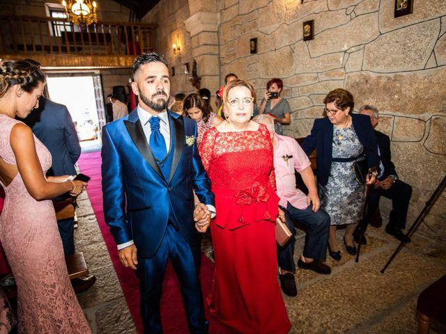 La boda de Miguel y Ivon en Allariz, Orense 51