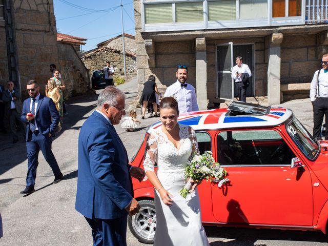 La boda de Miguel y Ivon en Allariz, Orense 52