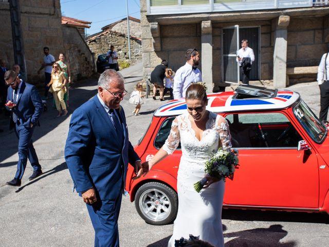 La boda de Miguel y Ivon en Allariz, Orense 53