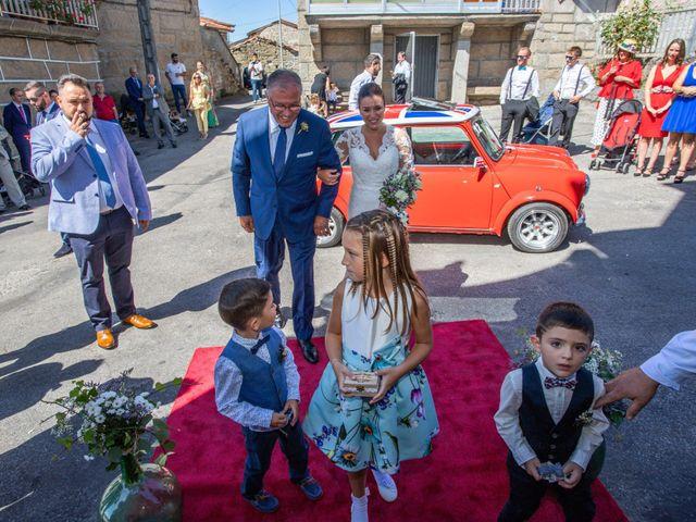 La boda de Miguel y Ivon en Allariz, Orense 54