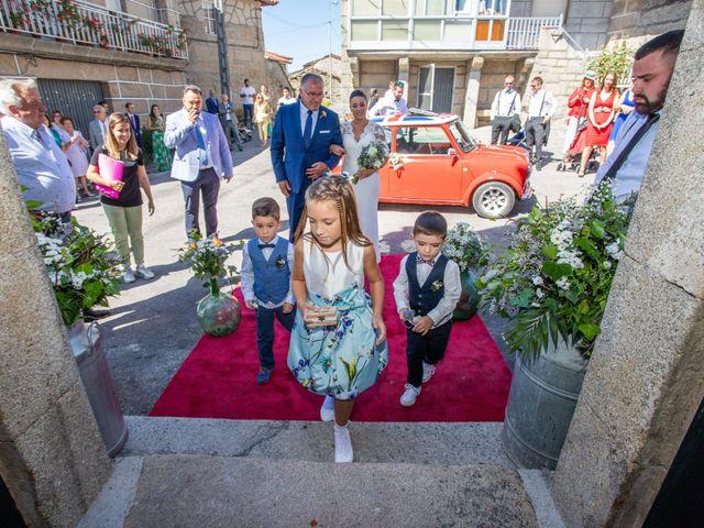 La boda de Miguel y Ivon en Allariz, Orense 55