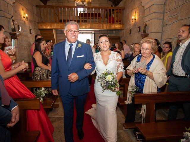 La boda de Miguel y Ivon en Allariz, Orense 58