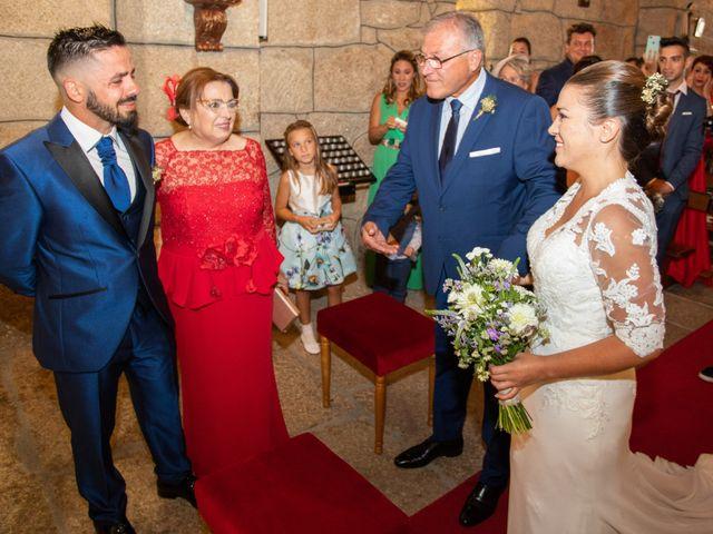 La boda de Miguel y Ivon en Allariz, Orense 60