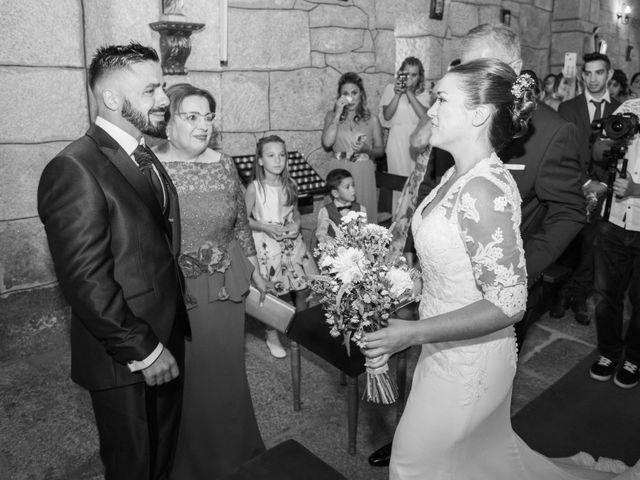 La boda de Miguel y Ivon en Allariz, Orense 61