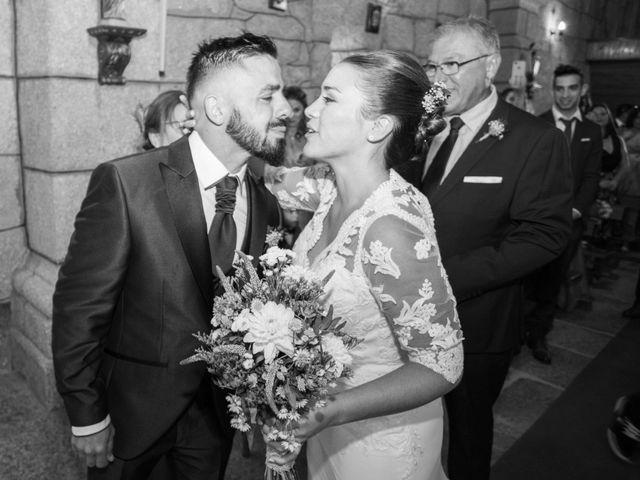 La boda de Miguel y Ivon en Allariz, Orense 62