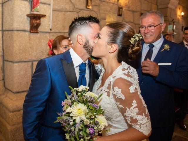 La boda de Miguel y Ivon en Allariz, Orense 63