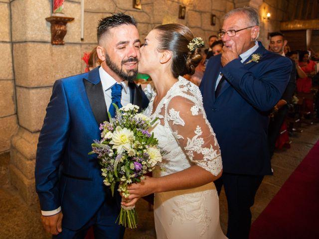 La boda de Miguel y Ivon en Allariz, Orense 65