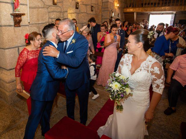 La boda de Miguel y Ivon en Allariz, Orense 66