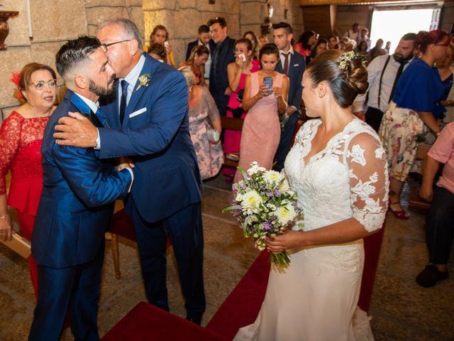 La boda de Miguel y Ivon en Allariz, Orense 67