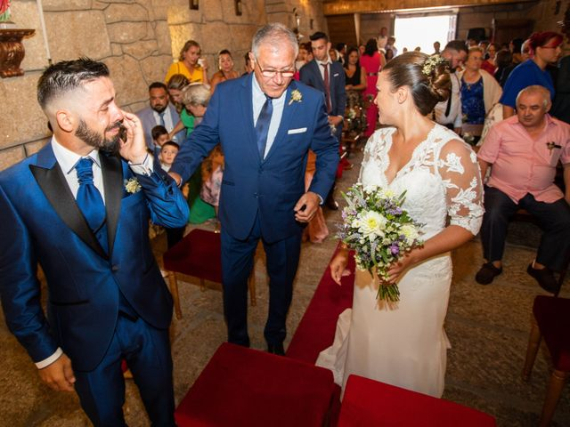 La boda de Miguel y Ivon en Allariz, Orense 68