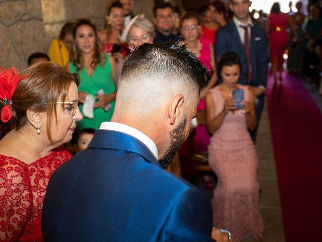 La boda de Miguel y Ivon en Allariz, Orense 69